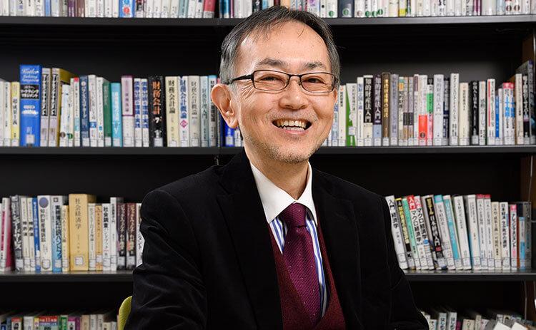 石川 淳教授