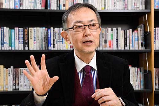 石川先生インタビュー